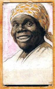 The real Aunt Jemima