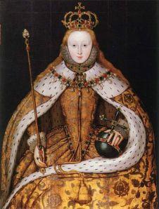Elizabeth Regina 1