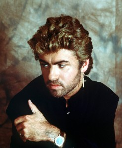 rock and roll musician, George Michael