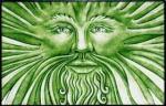 merrie green man