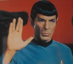 Live on, Mr. Spock