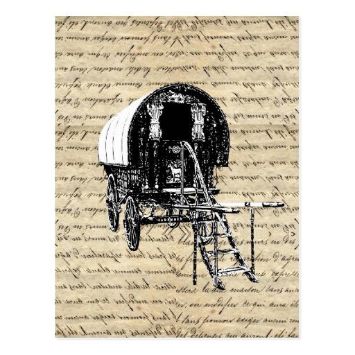 vintage_gypsy_wagon_postcard-r25ea64665b6040059200b6b1f3e4b3f2_vgbaq_8byvr_512